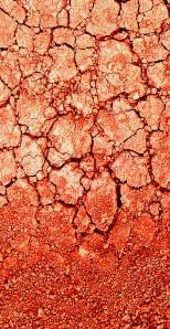 cracked desert