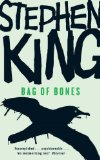 Stephen King's book cover, Bag of Bones