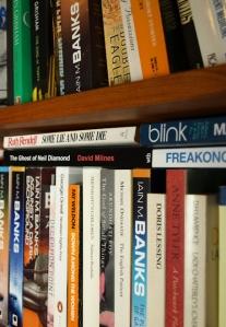 fiction books I am reading
