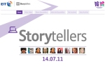 Olympic Storyteller website