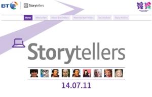 Olympic Storyteller