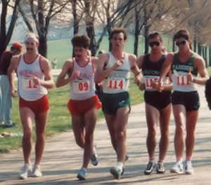 Race Walking - the forgotten Olympic Sport