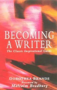 Cover of Becoming a Writer by Dorothea Brande
