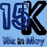 15K in May Logo