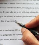 editing novel - Ruth Livingstone