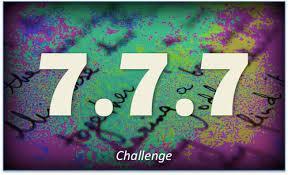 777 NaNoWriMo challenge