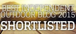 Go Outdoors blog award,  Ruth Livingstone