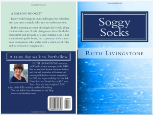 Soggy Socks, walking booklet, Ruth Livingstone